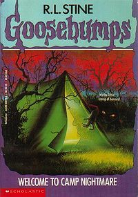 Welcome to Camp Nightmare (Goosebumps, #9)