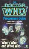 Doctor Who Programme Guide: What's What and Who's Who