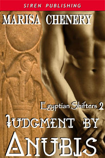 Judgment by Anubis by Marisa Chenery