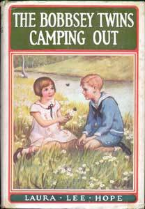 The Bobbsey Twins Camping Out (Original Bobbsey Twins #16)