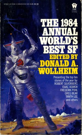 The 1984 Annual World's Best SF by Donald A. Wollheim