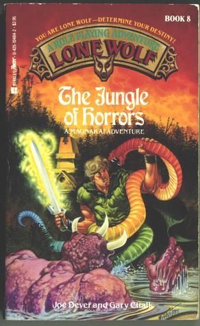 The Jungle of Horrors (Lone Wolf, #8)