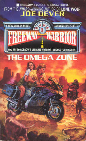 Omega 3 Zone : the omega zone freeway warrior 3 by joe dever reviews discussion bookclubs lists ~ Aude.kayakingforconservation.com Haus und Dekorationen