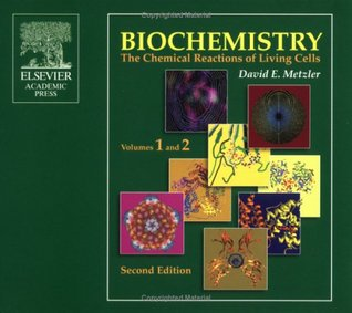 Biochemistry (2 Volume Set): The Chemical Reactions of Living Cells