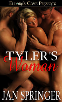 Tyler's Woman by Jan Springer