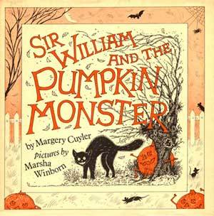 Sir William and the Pumpkin Monster