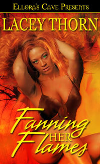 Fanning Her Flames (Island Guardians #2)