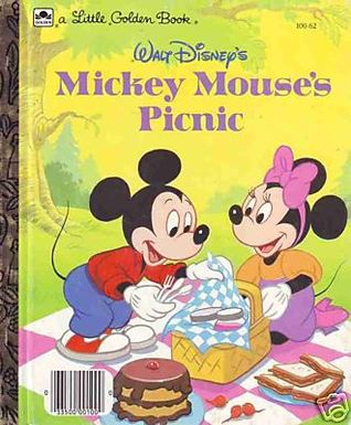 Mickey Mouse's Picnic by Jane Werner Watson
