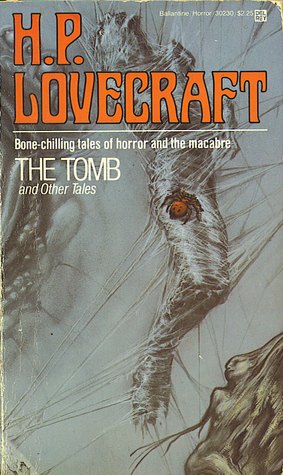The Tomb and Other Tales by H.P. Lovecraft