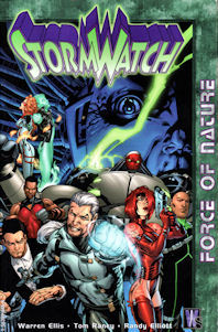 StormWatch, Volume 1: Force of Nature