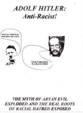 Adolf Hitler: Anti Racist!: The Myth Of Aryan Evil Exploded And The Real Roots Of Racial Hatred Exposed