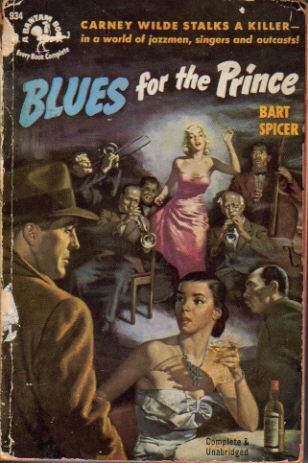 Blues For The Prince(Carney Wilde)