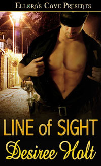 Line of Sight by Desiree Holt