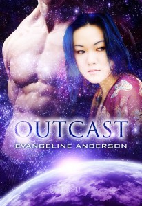 Outcast by Evangeline Anderson