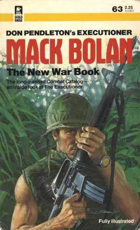 The New War Book (Mack Bolan The Executioner, #63)