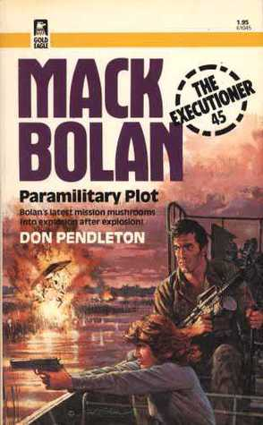 Paramilitary Plot by Michael Newton