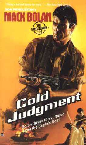 Cold Judgment (Mack Bolan the Executioner #114)