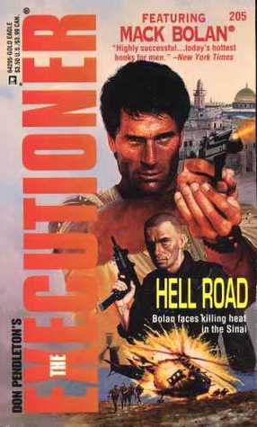Hell Road (The Executioner, #205)