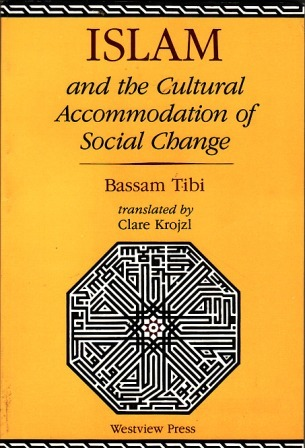 Islam And The Cultural Accommodation Of Social Change