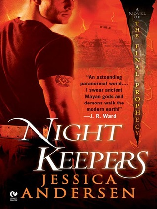 Nightkeepers by Jessica Andersen