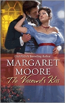 The Viscount's Kiss by Margaret Moore