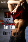 Never Too Late (Master's Love, #3)