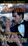 In His Own Defense (Lawyers in Love, #1)