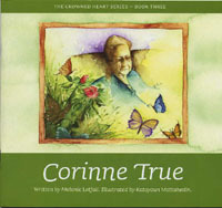 Corinne True (Crowned Heart, #3)