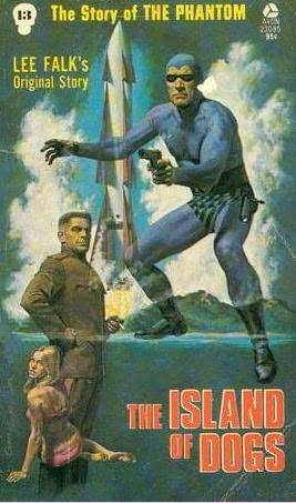 The Island of Dogs by Lee Falk