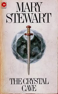 The Crystal Cave (Merlin, #1) by Mary Stewart