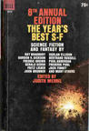 The Year's Best S-F: 8th Annual Edition