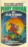 Atlan In Danger (Perry Rhodan - English, #82)