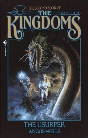 The Usurper (The Book of The Kingdoms #2)