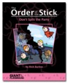 Don't Split the Party (The Order of the Stick, #4)
