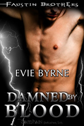 Damned by Blood by Evie Byrne