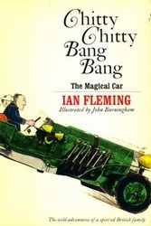 Chitty Chitty Bang Bang by Ian Fleming