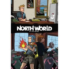 North World Book 2 by Lars Brown