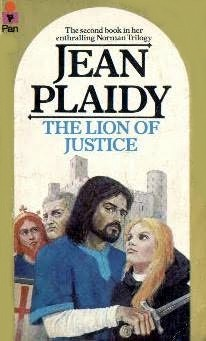 The Lion of Justice (Norman Trilogy, #2)