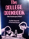 The COLLEGE COOKBOOK, After Hamburgers, What?