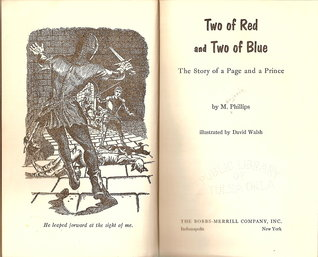 Two of Red and Two of Blue: The Story of a Page and a Prince