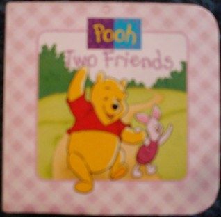 Two Friends (Winnie The Pooh Mini Board Book)