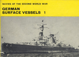 Navies of the Second World War German Surface Vessels 1