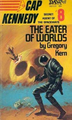 Eater of Worlds by Gregory Kern