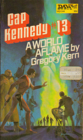 A World Aflame by Gregory Kern
