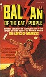 The Caves of Madness (Balzan of the Cat People, # 2)