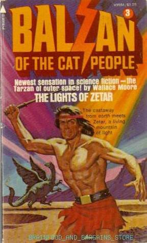 Lights of Zetar (Balzan of the Cat People, #3)