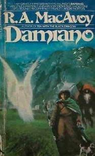 Damiano by R.A. MacAvoy