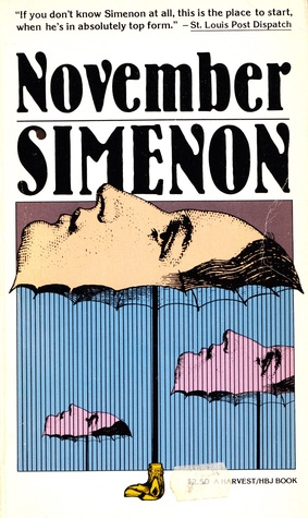 November by Georges Simenon
