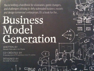 Business Model Generation by Alexander Osterwalder
