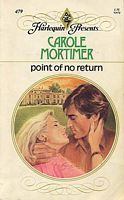 Point of No Return by Carole Mortimer